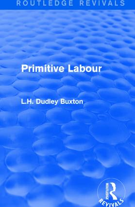 Primitive Labour book cover