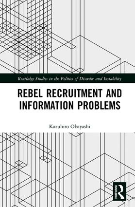 Rebel Recruitment and Information Problems: 1st Edition (Hardback) book cover