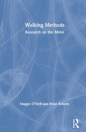 Walking Methods: Research on the Move book cover