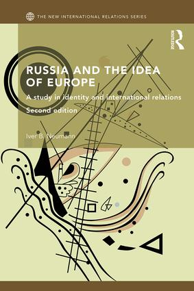 Russia and the Idea of Europe: A Study in Identity and International Relations book cover