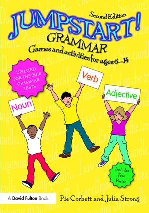 Jumpstart! Grammar: Games and activities for ages 6 - 14 book cover