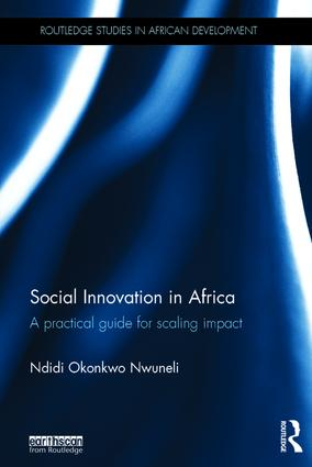 Social Innovation In Africa: A practical guide for scaling impact book cover