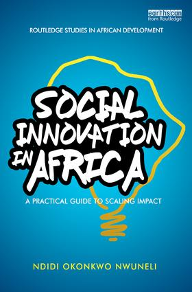 Social Innovation In Africa: A practical guide for scaling impact (Paperback) book cover