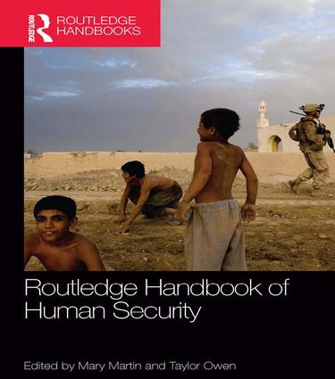 Routledge Handbook of Human Security book cover