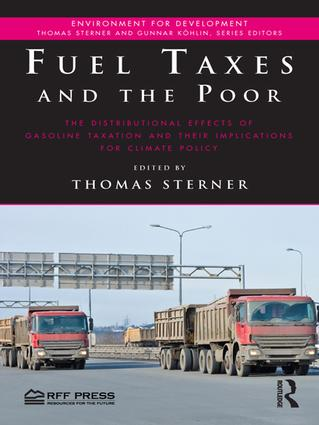 Fuel Taxes and the Poor: The Distributional Effects of Gasoline Taxation and Their Implications for Climate Policy, 1st Edition (Paperback) book cover