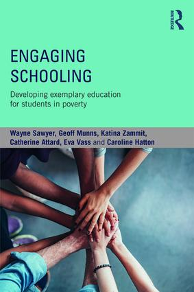 Engaging Schooling: Developing Exemplary Education for Students in Poverty, 1st Edition (Paperback) book cover