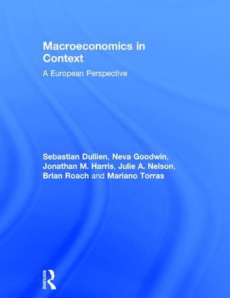 Macroeconomics in Context: A European Perspective book cover