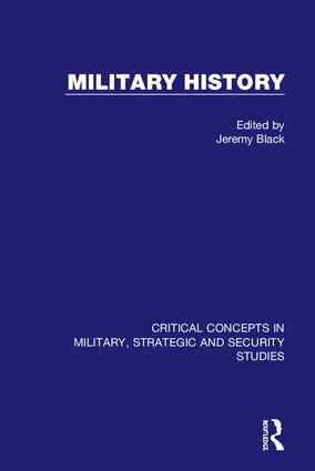 Military History book cover