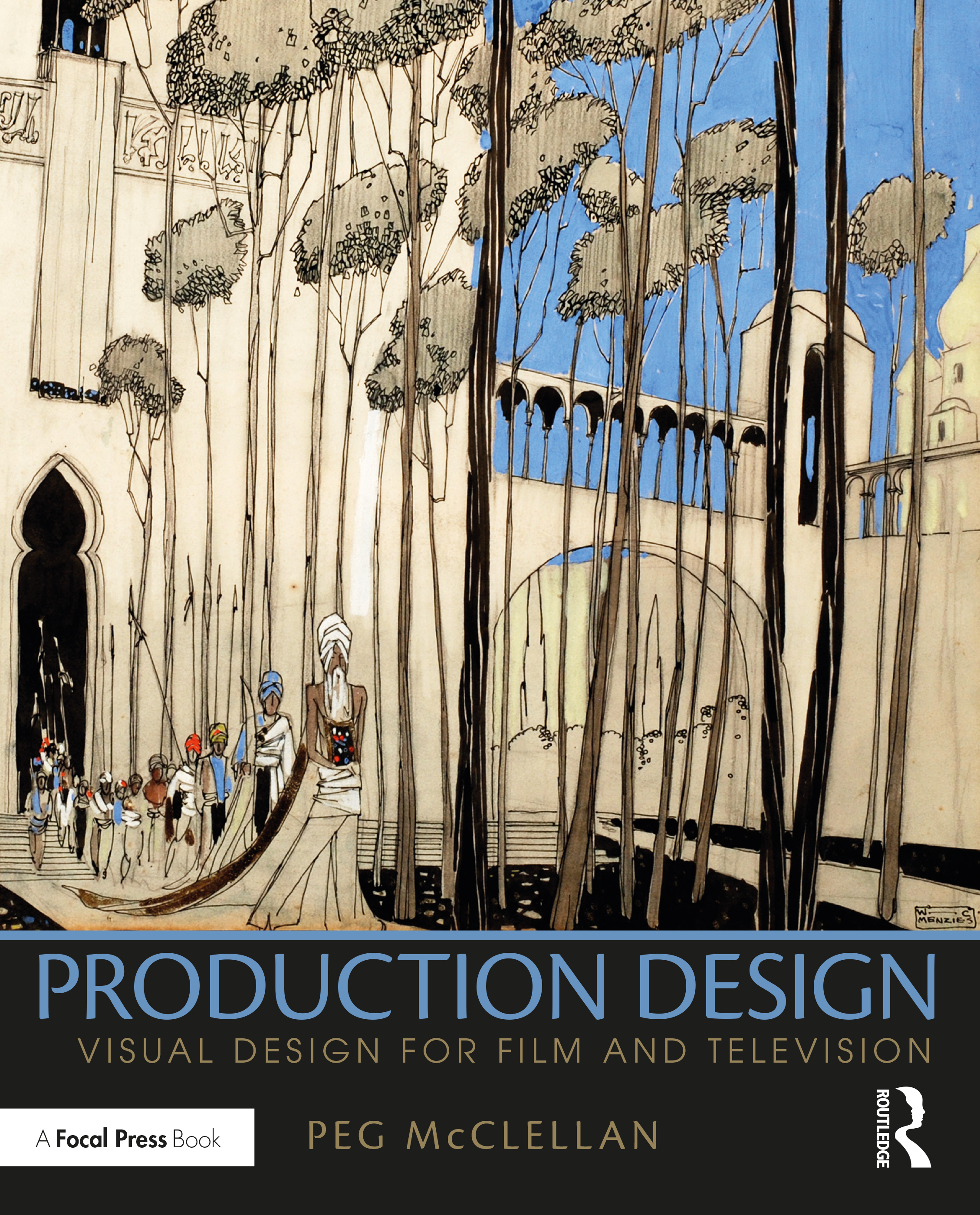 Production Design: Visual Design for Film and Television book cover