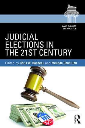 Judicial Elections in the 21st Century book cover