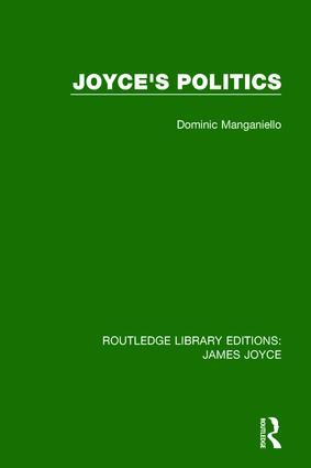 Joyce's Politics