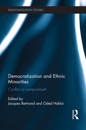 Democratization and Ethnic Minorities: Conflict or compromise? book cover