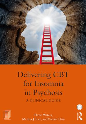 Delivering CBT for Insomnia in Psychosis (Paperback) book cover