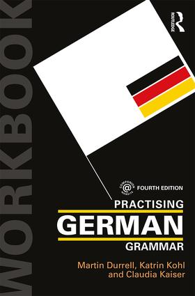 Practising German Grammar: 4th Edition (Paperback) book cover