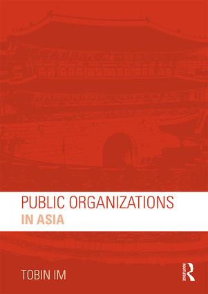 Public Organizations in Asia: 1st Edition (Paperback) book cover