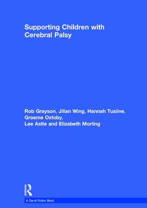 Supporting Children with Cerebral Palsy book cover