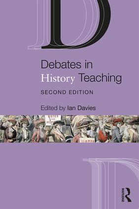 Debates in History Teaching book cover