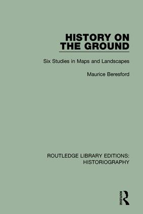 History on the Ground book cover