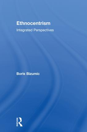 Ethnocentrism: Integrated Perspectives book cover