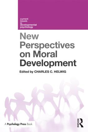 New Perspectives on Moral Development book cover