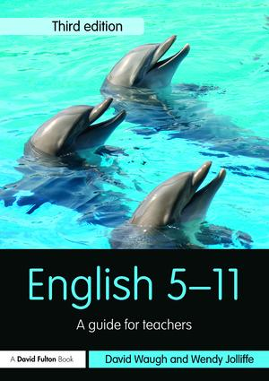 English 5-11: A guide for teachers book cover