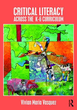 Critical Literacy Across the K-6 Curriculum (Paperback) book cover