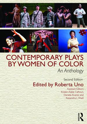 Contemporary Plays by Women of Color: An Anthology, 2nd Edition (Paperback) book cover