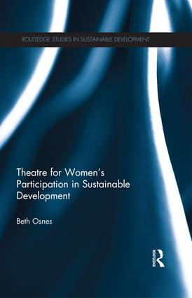 Theatre for Women's Participation in Sustainable Development book cover