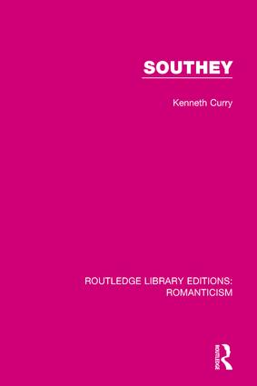 Southey: 1st Edition (Paperback) book cover