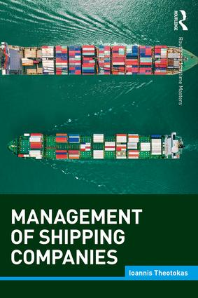 Management of Shipping Companies: 1st Edition (Paperback) book cover