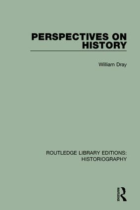 Perspectives on History book cover