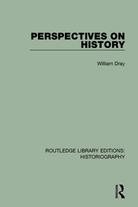 Perspectives on History: 1st Edition (Paperback) book cover