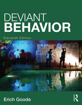 Deviant Behavior: 11th Edition (Paperback) book cover
