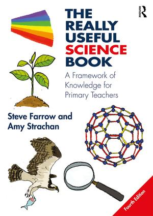 The Really Useful Science Book: A Framework of Knowledge for Primary Teachers book cover