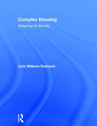 Complex Housing: Designing for Density book cover