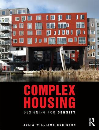 Complex Housing: Designing for Density (Paperback) book cover