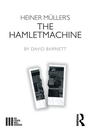 Heiner Müller's The Hamletmachine book cover