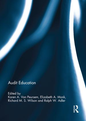 Audit Education book cover