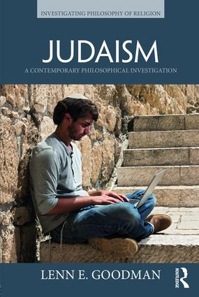 Judaism: A Contemporary Philosophical Investigation book cover