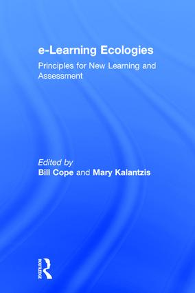 e-Learning Ecologies: Principles for New Learning and Assessment book cover