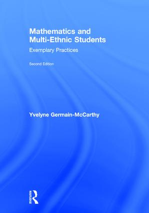 Mathematics and Multi-Ethnic Students: Exemplary Practices, 2nd Edition (Hardback) book cover