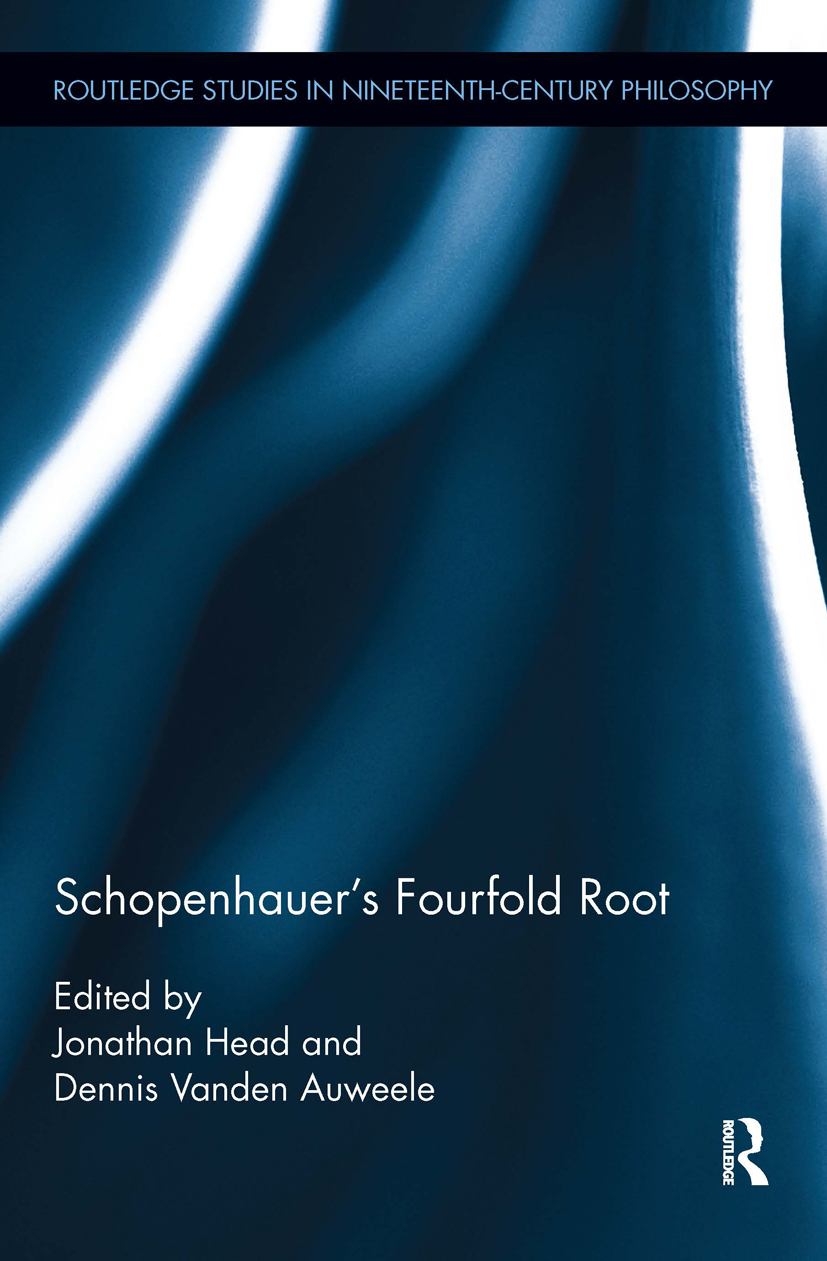 Schopenhauer's Fourfold Root book cover