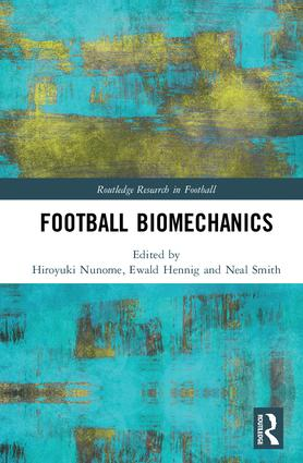 Football Biomechanics book cover