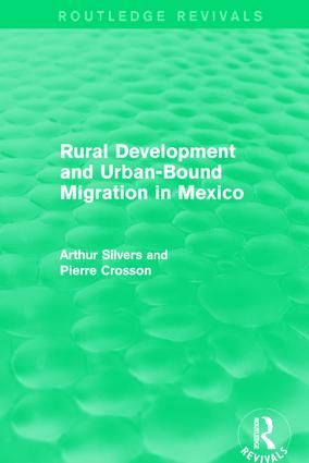 Rural Development and Urban-Bound Migration in Mexico book cover