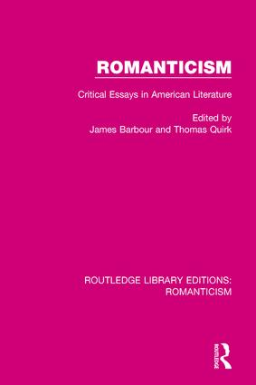 library editions r ticism routledge r ticism critical essays in american literature