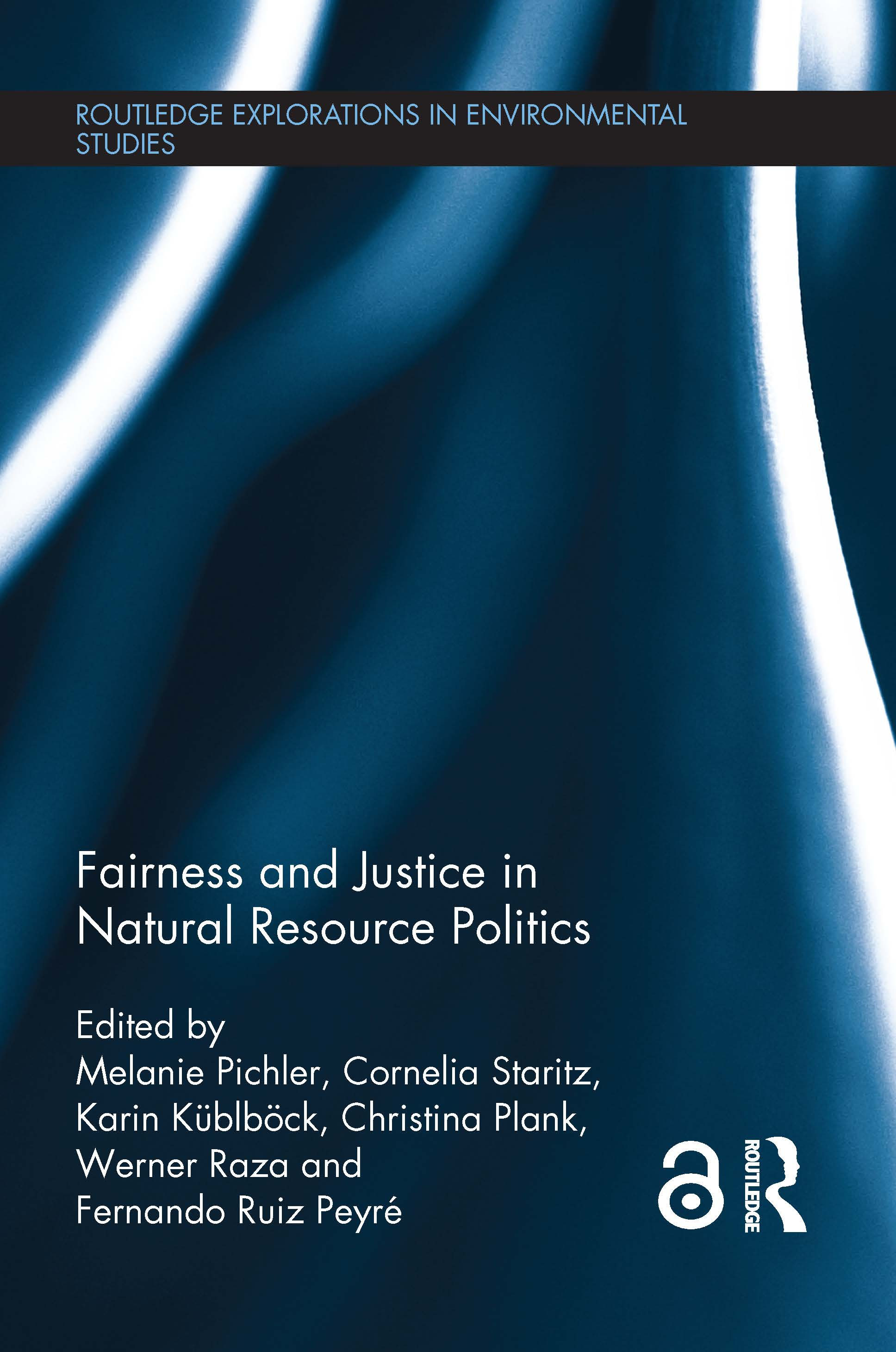 Fairness and Justice in Natural Resource Politics book cover