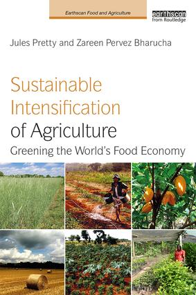 Sustainable Intensification of Agriculture: Greening the World's Food Economy book cover
