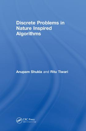 Discrete Problems in Nature Inspired Algorithms: 1st Edition (Hardback) book cover