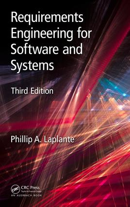 Requirements Engineering for Software and Systems: 3rd Edition (Hardback) book cover