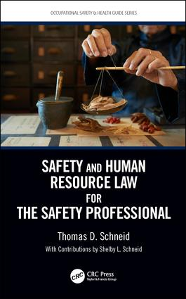 Safety and Human Resource Law for the Safety Professional book cover